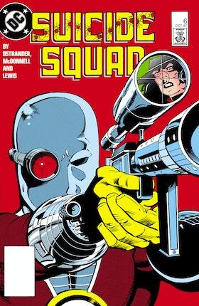 Suicide Squad (1987-) #6