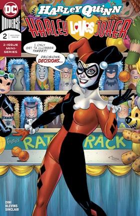 Harley Quinn: Harley Loves Joker #2