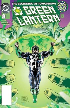 Green Lantern (1990-) #0