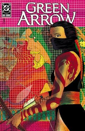 Green Arrow (1987-) #9