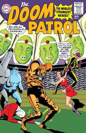 Doom Patrol (1964-) #91