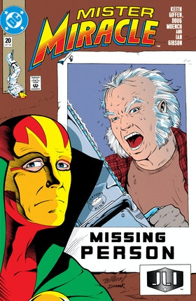Mister Miracle (1988-) #20