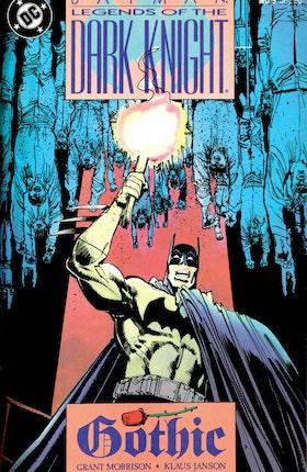 Batman: Legends of the Dark Knight #9