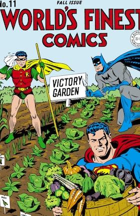 World's Finest Comics (1941-) #11