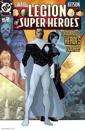 Legion of Super Heroes (2004-) #2