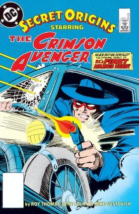 Secret Origins (1986-) #5