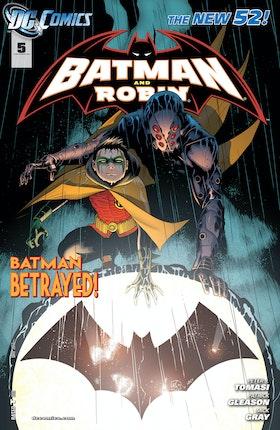 Batman and Robin (2011-) #5