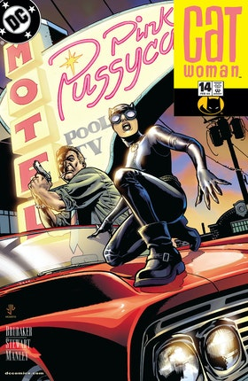 Catwoman (2001-) #14