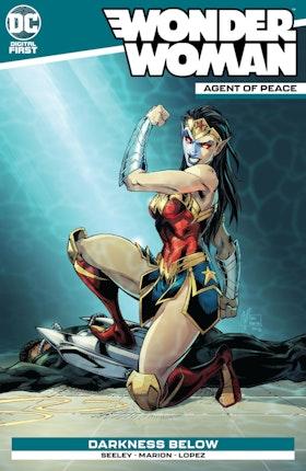 Wonder Woman: Agent of Peace #20