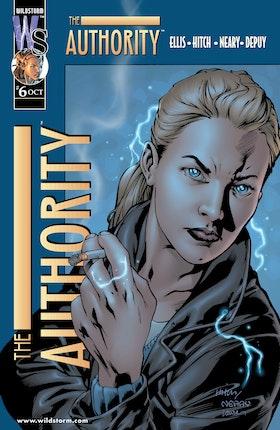 The Authority (1999-) #6