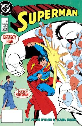 Superman (1986-) #6