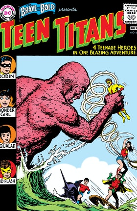 The Brave and the Bold (1955-) #60