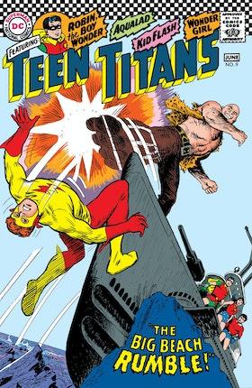 Teen Titans (1966-) #9