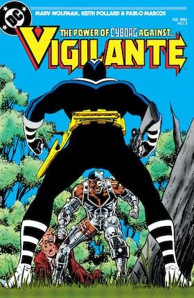 The Vigilante #3