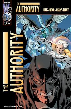 The Authority (1999-) #8