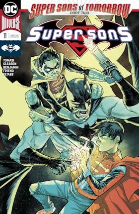 Super Sons (2017-) #11