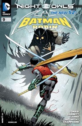 Batman and Robin (2011-) #9