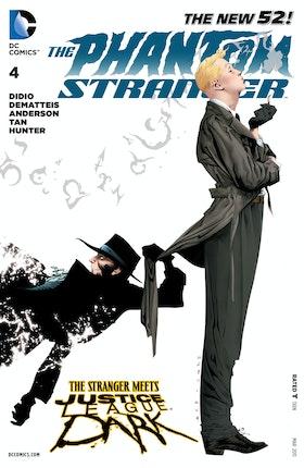 Phantom Stranger (2012-) #4