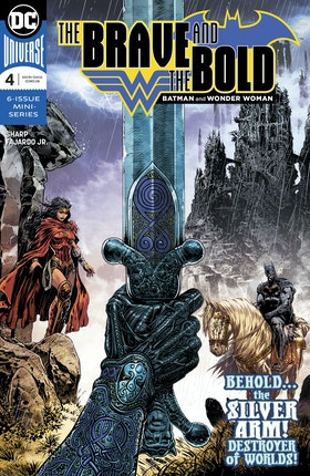 The Brave and the Bold: Batman and Wonder Woman #4