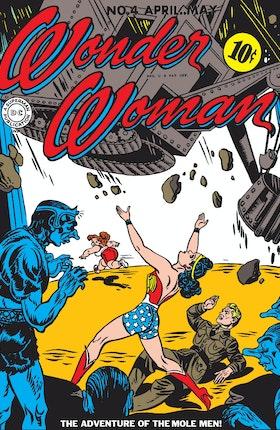 Wonder Woman (1942-) #4