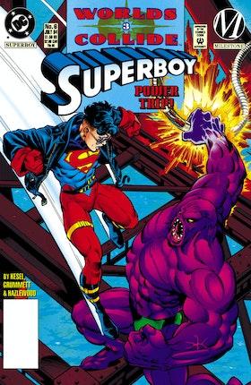 Superboy (1993-) #6