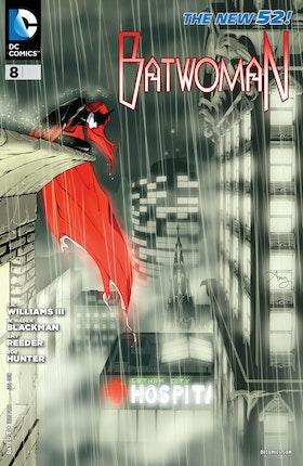 Batwoman (2011-) #8