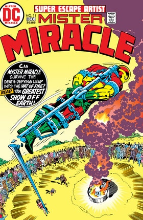 Mister Miracle (1971-) #11