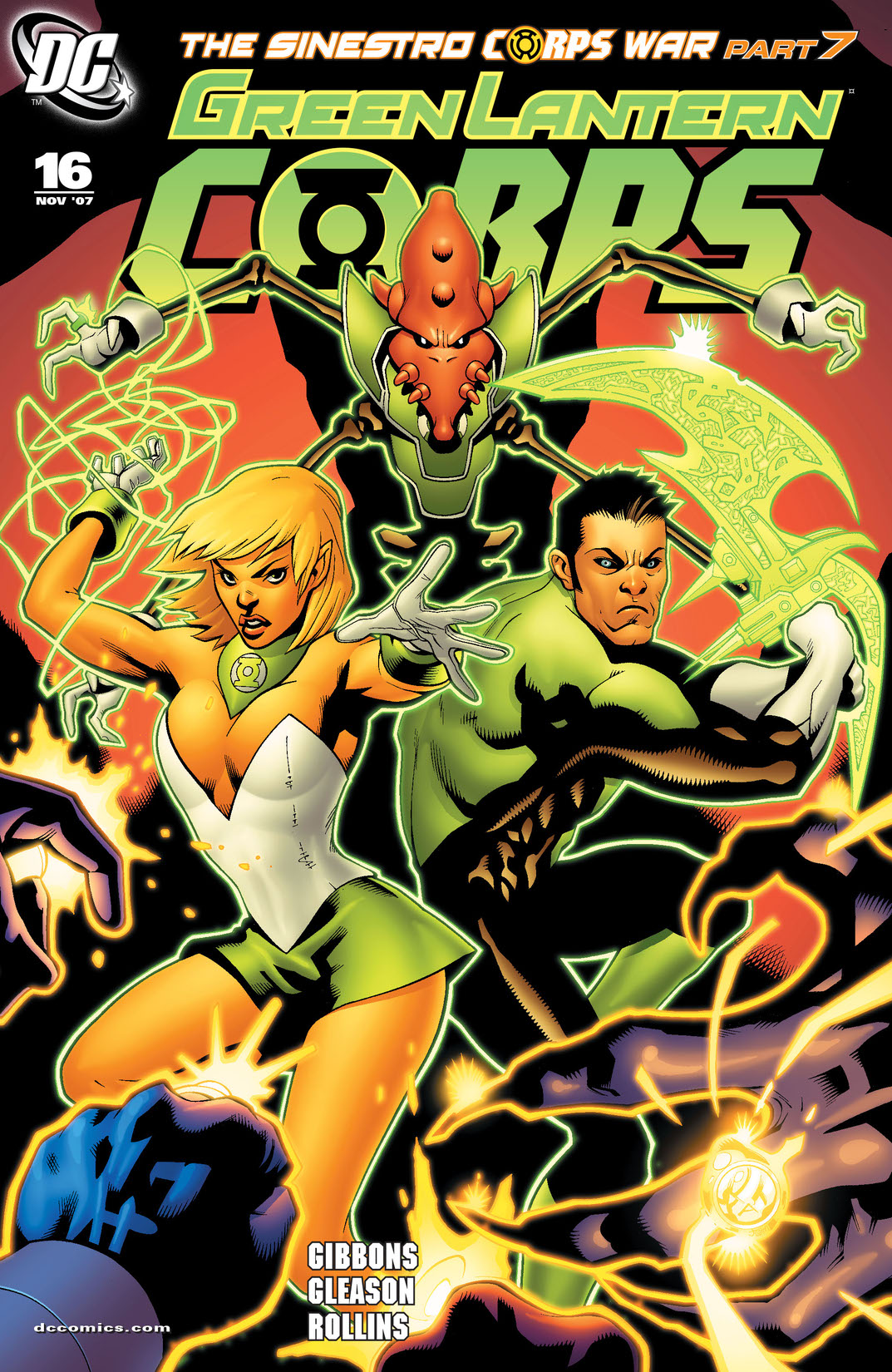 GREEN LANTERN THE SINESTRO CORPS WAR TPB Complete Story 336 pages DC COMICS TP