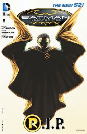 Batman Incorporated (2012-) #8