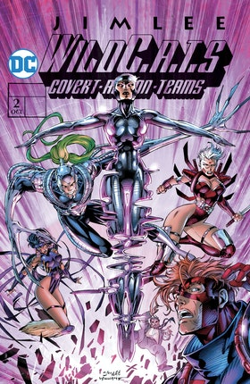 WildC.A.Ts: Covert Action Teams #2
