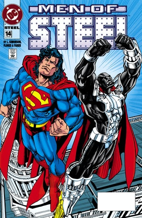 Steel (1994-) #14