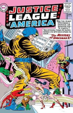 Justice League of America (1960-) #20