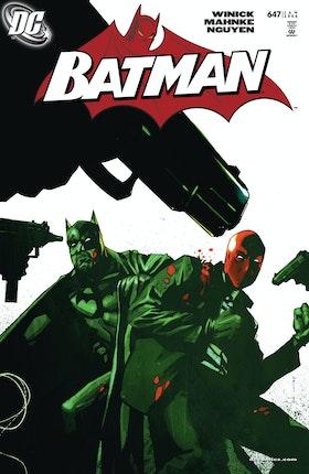 Batman (1940-) #647