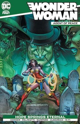 Wonder Woman: Agent of Peace #4