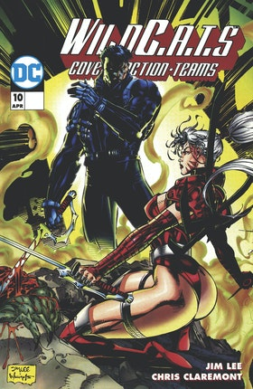 WildC.A.Ts: Covert Action Teams #10