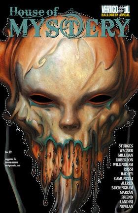 House of Mystery Halloween Annual (2009-) #1