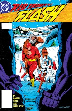 The Flash (1987-2008) #7
