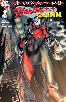 Joker's Asylum II: Harley Quinn #1