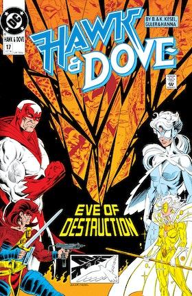 Hawk & Dove (1989-) #17