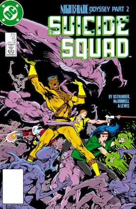 Suicide Squad (1987-) #15