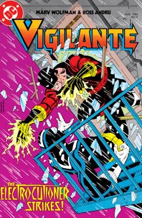 The Vigilante #9