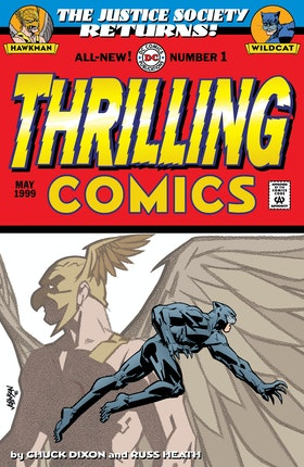 Thrilling Comics #1
