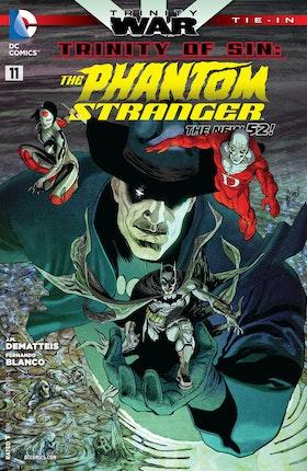 Trinity of Sin: The Phantom Stranger (2012-) #11