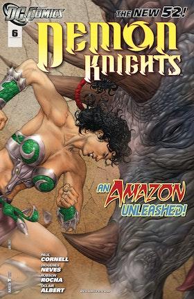 Demon Knights #6