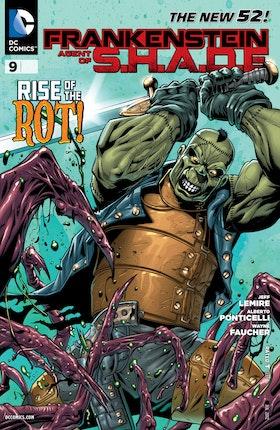 Frankenstein, Agent of SHADE #9