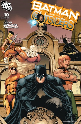 Batman and the Outsiders (2007-) #10