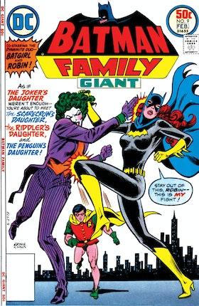 Batman Family #9