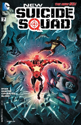 New Suicide Squad #7