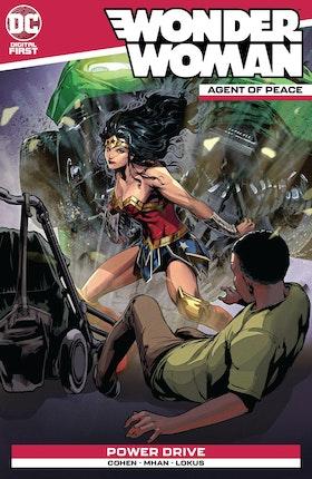 Wonder Woman: Agent of Peace #13