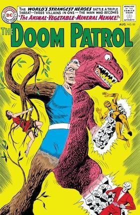 Doom Patrol (1964-) #89